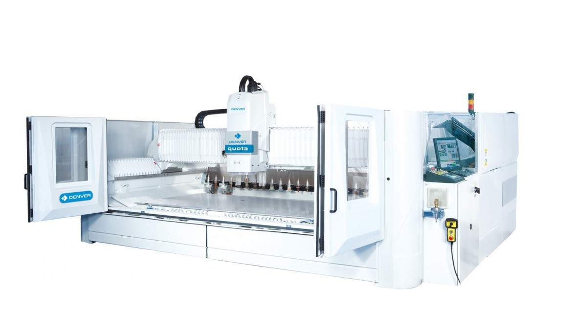 DENVER Horizontal CNC Machines
