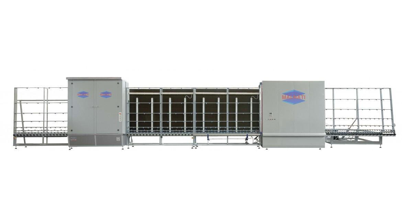Double glazing system MALNATI