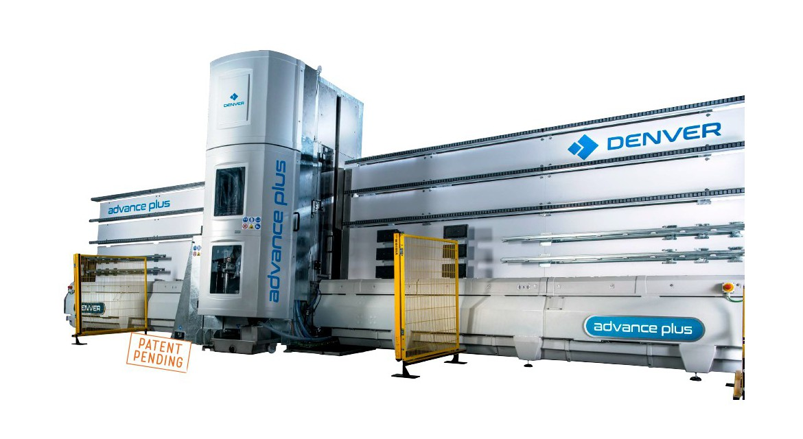 DENVER Machines verticales CNC