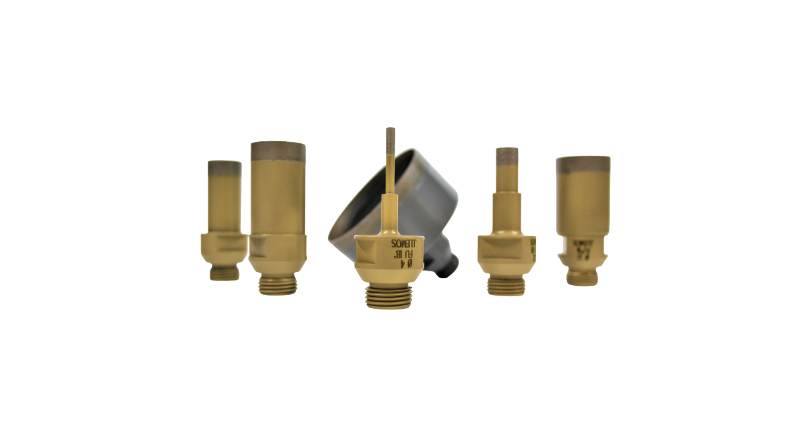 Drills, countersinks and accessories
