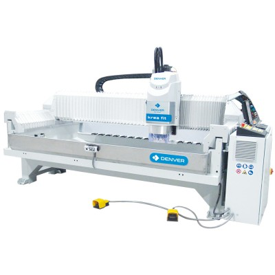 Máquina CNC Horizontal - KREA