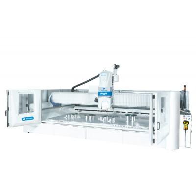 Máquina CNC Horizontal - DIGIT
