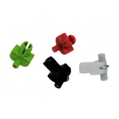 Clips (cabeças de corte) para mesa de corte de vidro plano e laminado