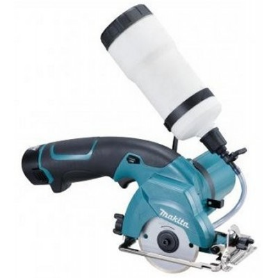 Máquina cortadora de vidro Makita c/ bateria modelo CC300DWE