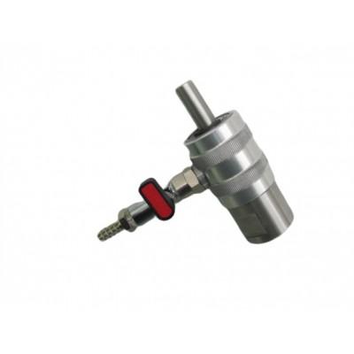 Adaptador porta brocas com rosca fêmea 1/2´´ gás e com refrigeração interna