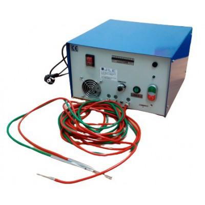 """Máquina portátil para injecção automática de gás em painéis de vidro isolante """" JLE - ART-T 100 P """""""
