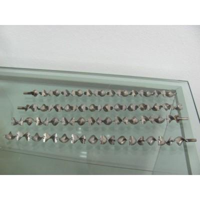 Lâminas para corneta misturadora bi - componente