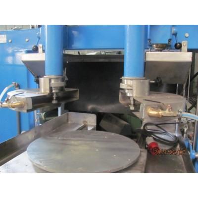 Máquina de corte de vidro de discos horizontais
