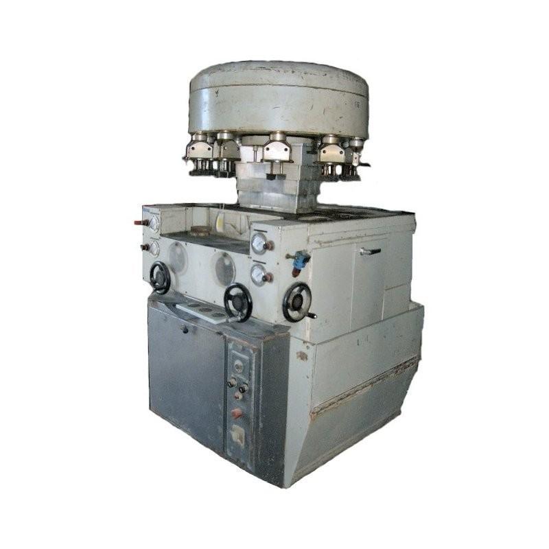 Máquina de Roça Biebuyck CP 10T