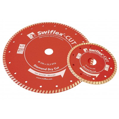 Disco de corte turbo para pedra Ref. Swiflex CUT STS