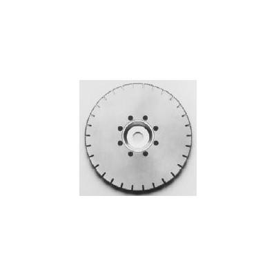 Disco de corte segmentado electrodepositado