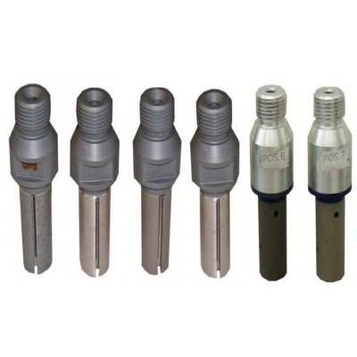 Fresas de perfil com diâmetro de 20 mm e rosca 1/2´´ gas