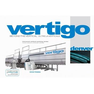 Máquina CNC vertical DENVER VERTGO