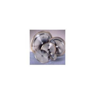 Grooving Peripheral diamond wheels Type 1EE1