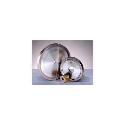 Straight peripheral diamond Wheels Type 1A1